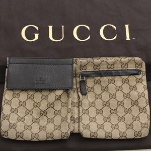 Gucci waist belt/fanny pack